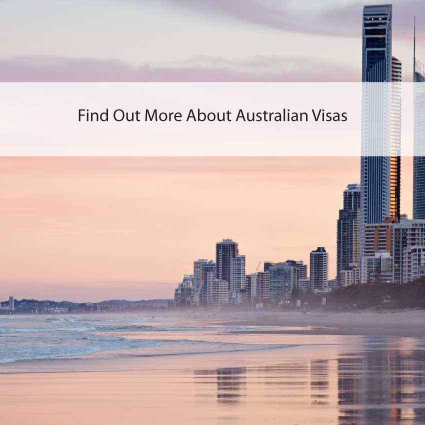 australian visa application